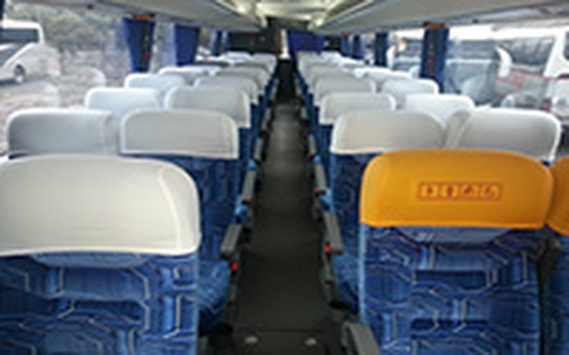 Aluguéis de ônibus para Viagem São José dos Campos - Aluguel de ônibus Executivo
