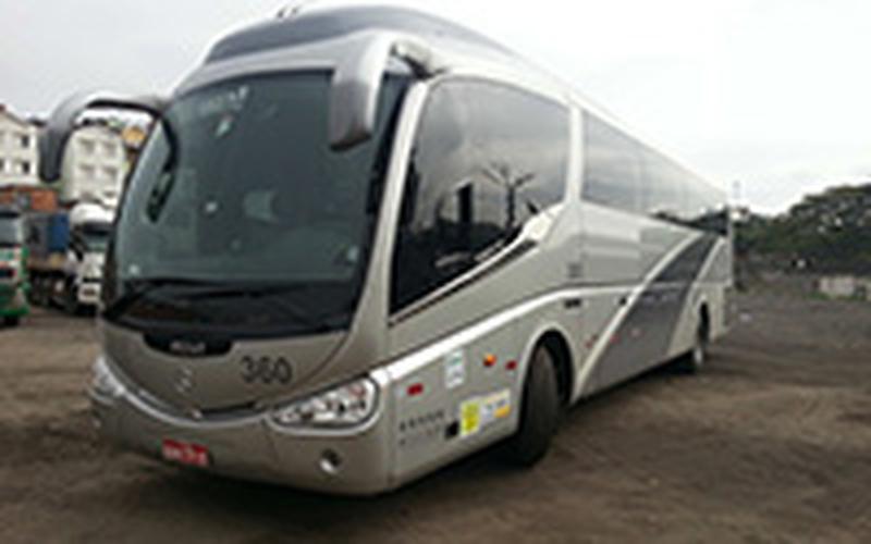 Aluguel de ônibus para Excursão Cotação Campo Belo - Aluguel de ônibus Executivo