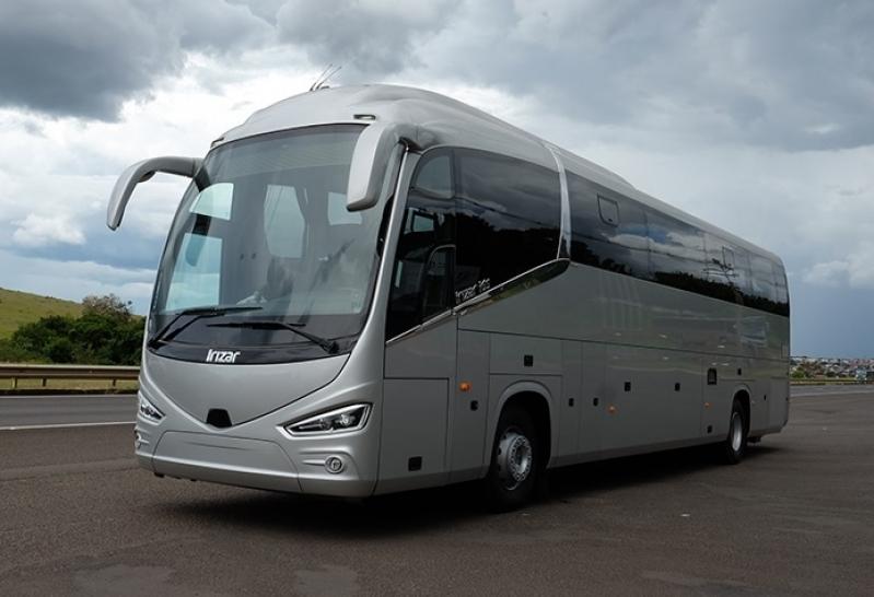 Aluguel de ônibus para Viagem Parque Novo Mundo - Aluguel de ônibus Executivo