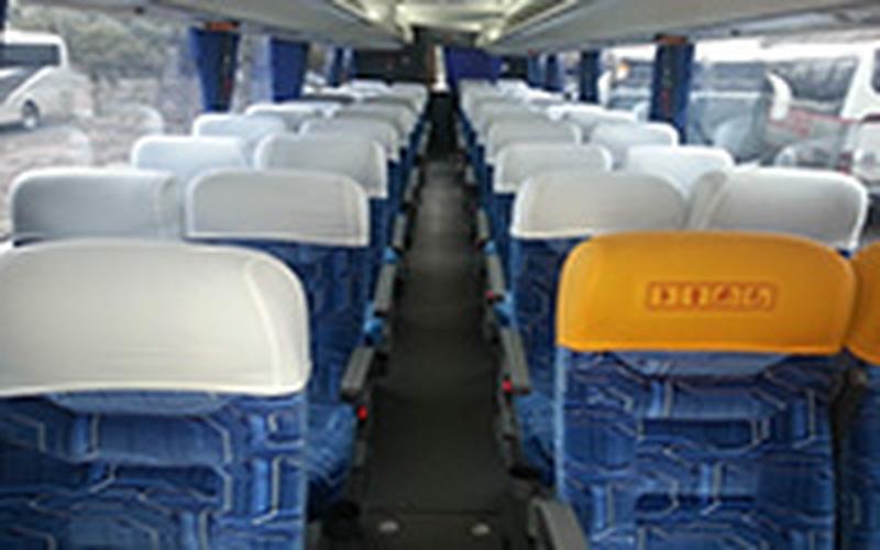 Fretamento de ônibus Preço Marília - Fretamento Micro ônibus