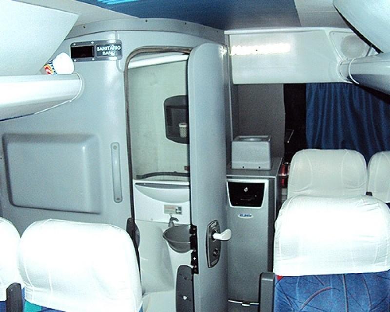 Micro ônibus para Excursão Preço Araras - Micro ônibus Aluguel