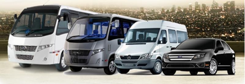 ônibus Executivo Aeroporto Mogi das Cruzes - ônibus Executivo para Congonhas
