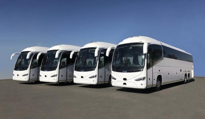 ônibus Executivo para Empresa Cotar Louveira - ônibus Executivo para Congonhas