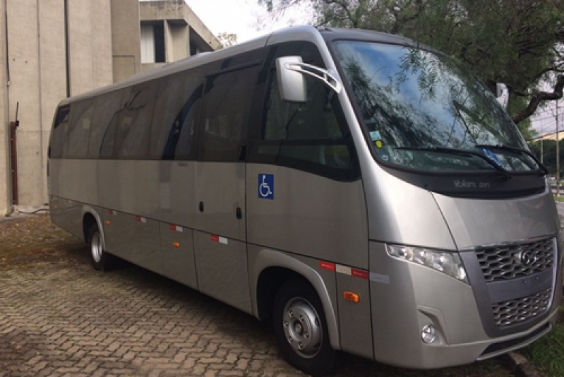 Preciso de Micro ônibus de Turismo Bragança Paulista - Micro ônibus Aluguel