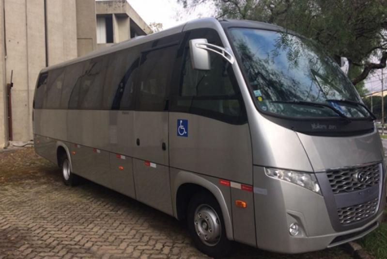 Preciso de Micro ônibus para Alugar Jardim Marajoara - Micro ônibus Aluguel