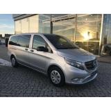 aluguel de van e minivan Consolação