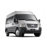 aluguel de vans para eventos Santa Efigênia