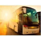 companhia de aluguel de ônibus para viagem Mauá