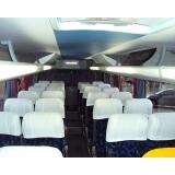 micro ônibus para viagens preço Araraquara