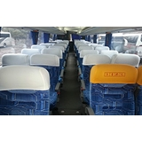 ônibus executivo com ar condicionado Perus