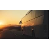 ônibus executivo de viagem