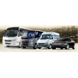 ônibus fretados para empresas Vila Sabrina