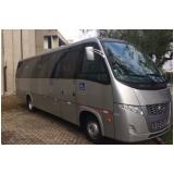 preciso de micro ônibus para viagens São Sebastião